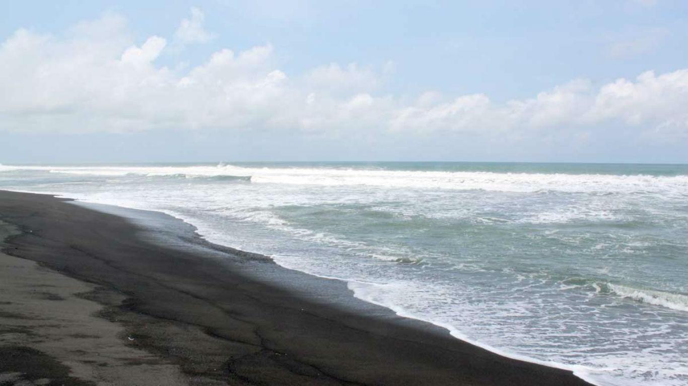 Keindahan Pantai Trisik