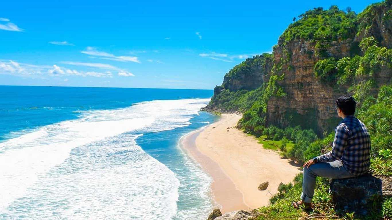 Objek Wisata Pantai Seruni