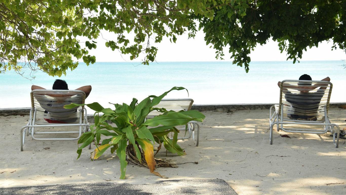 Objek Wisata Pantai Ciputih
