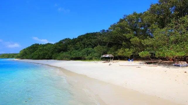 Pantai Ciputih Banten