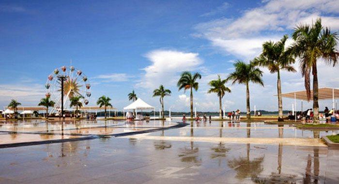 Mega Wisata Pantai Ocarina Batam
