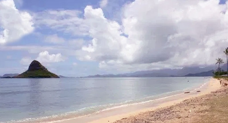 Pantai Samudra Baru Karawang
