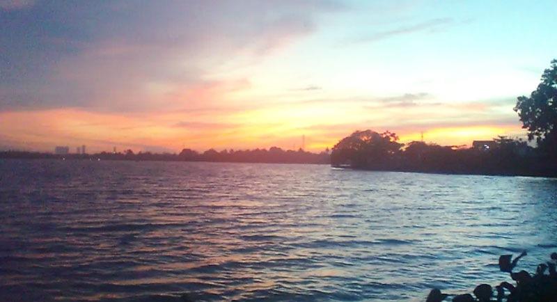 Pantai Tanjung Kait Banten